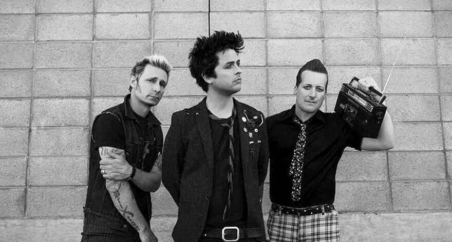 Green Day se encuentra trabajando en nueva música