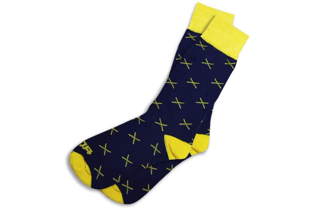Par de calcetines Ninja