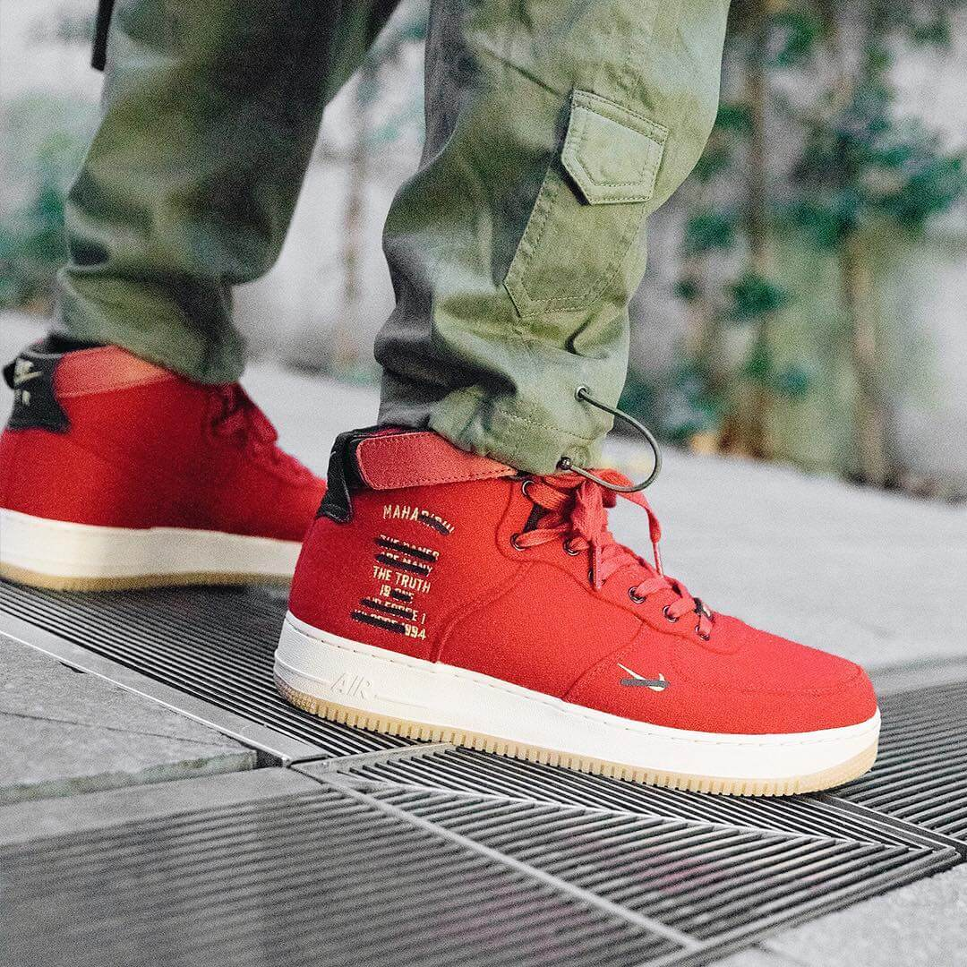 El Air Force 1 High Premium