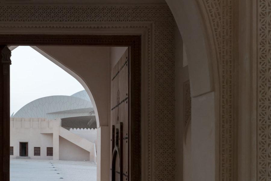 Apertura del Museo NAcional de Qatar