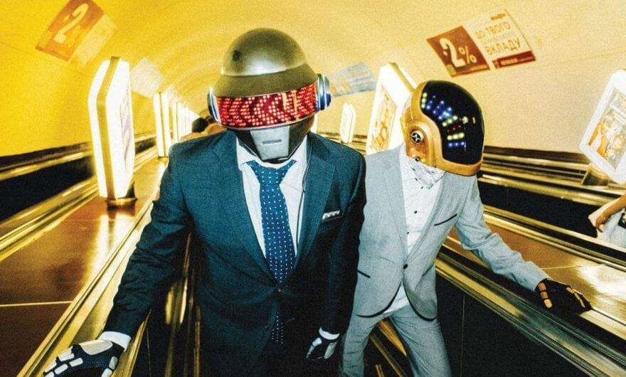 Taft Plunk la parodia de Daft Punk