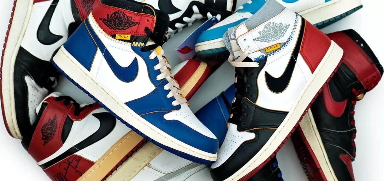 Nike Jordan Union
