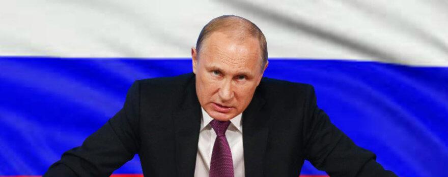 Vladimir Putin, el nuevo enemigo del rap ruso