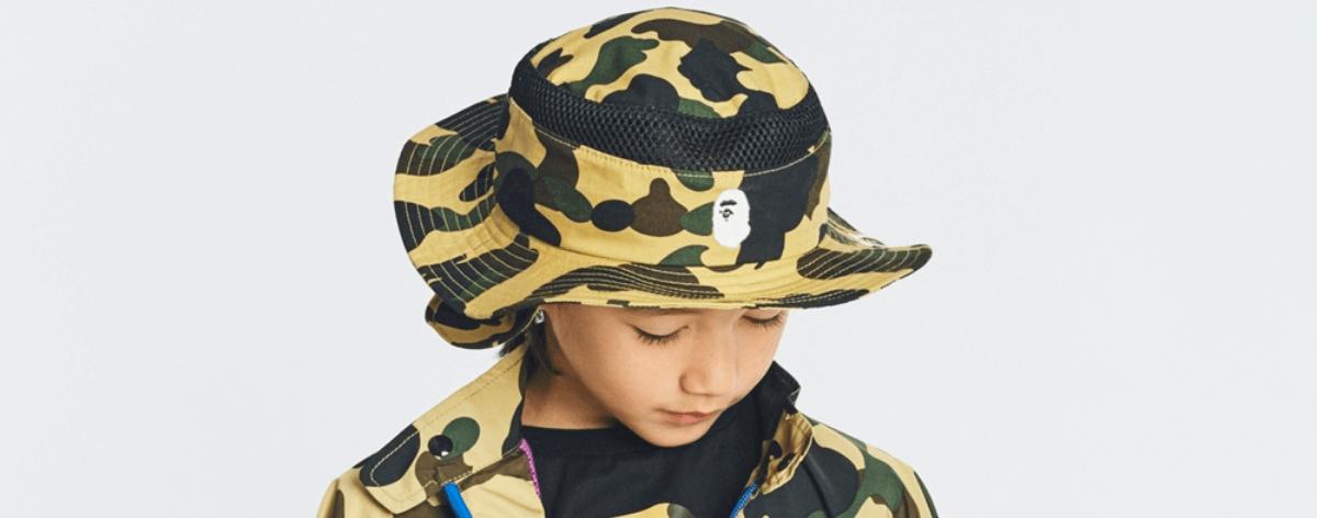 Bape Kids presenta colección primavera-verano 2019