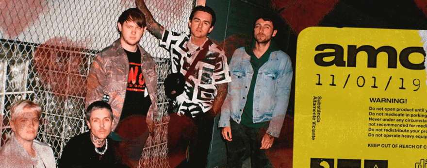 Bring Me the Horizon regresa con nuevo disco, «amo»