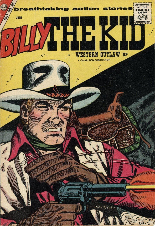 Cómic de Billy the Kid 012 en Digital Comic Museum Viewer