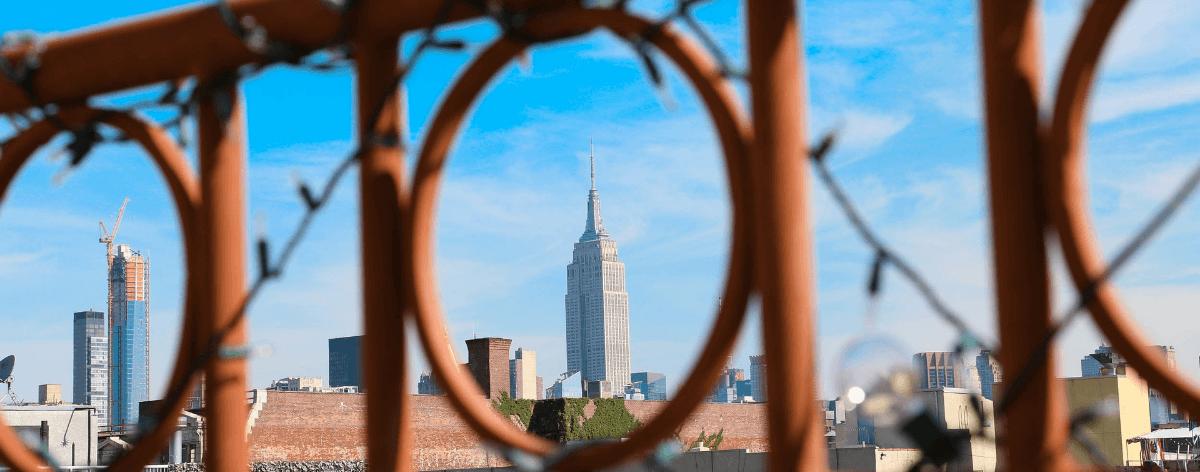Colin Ridgway capta la naturaleza de Nueva York