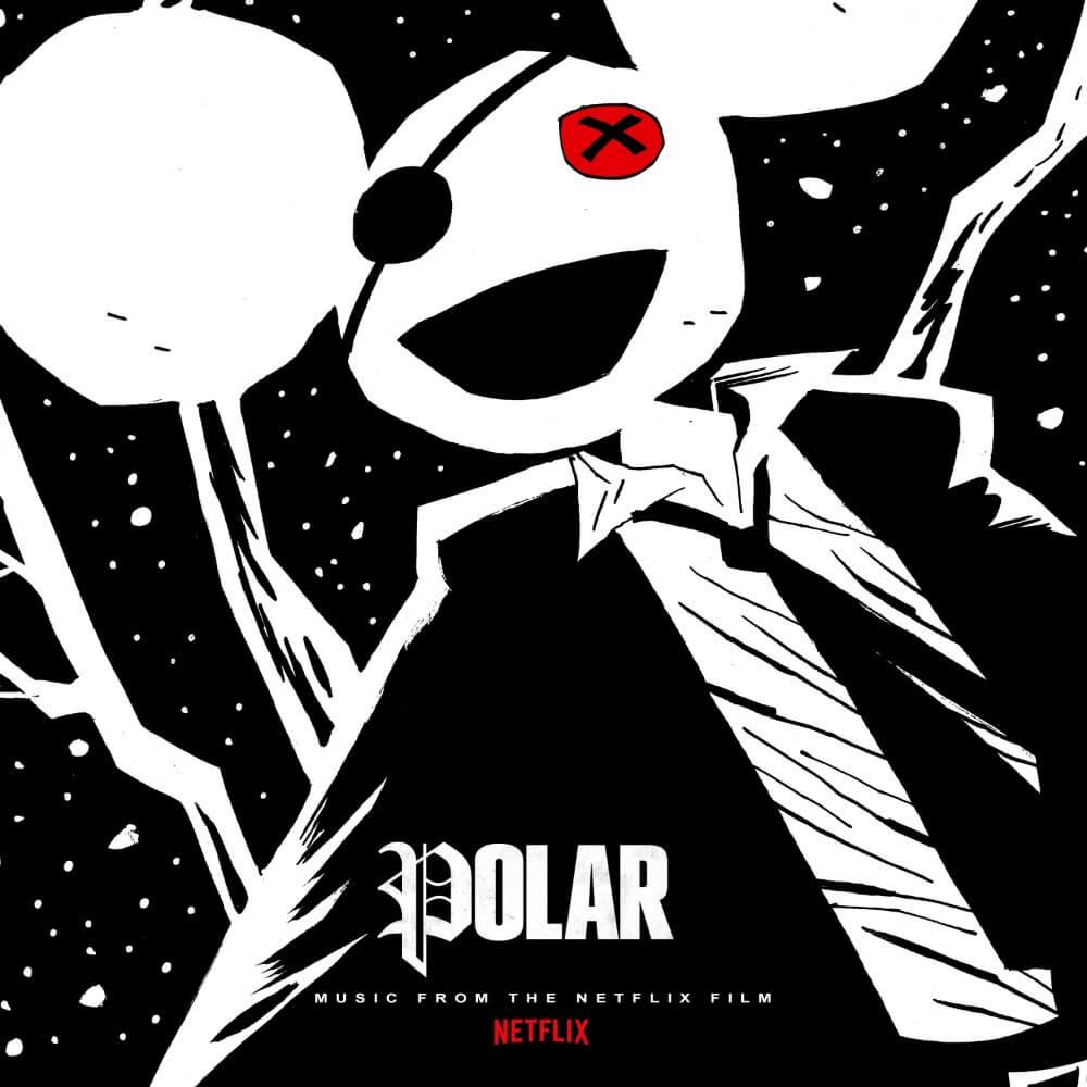 Portada de score para polar por Deadmau5