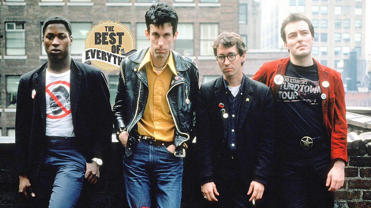 Fotografìa de la banda Dead Kennedys