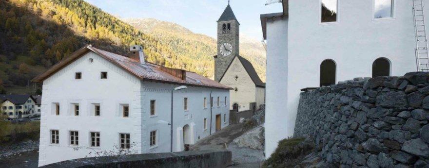 Muzeum Susch renace en forma de galería