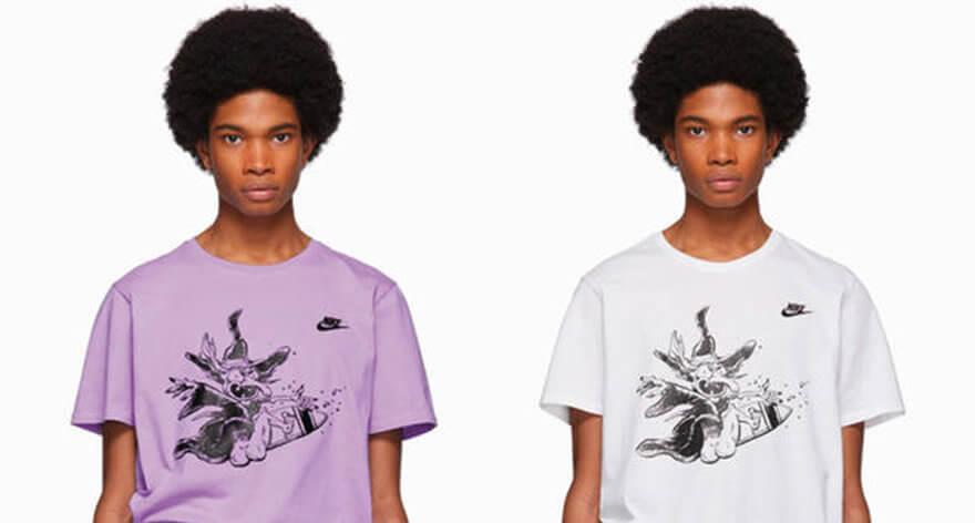 Eli Russell y Jordan Wolfson crean con Nike, ERL