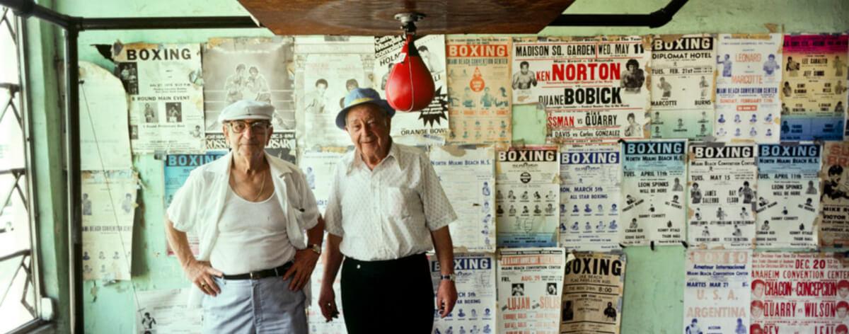 Fotografías de los salvajes años ochenta en Florida