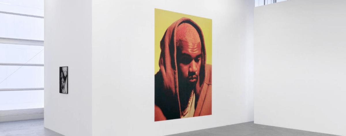 Heji Shin expone fotografías de Kanye West y rayos X