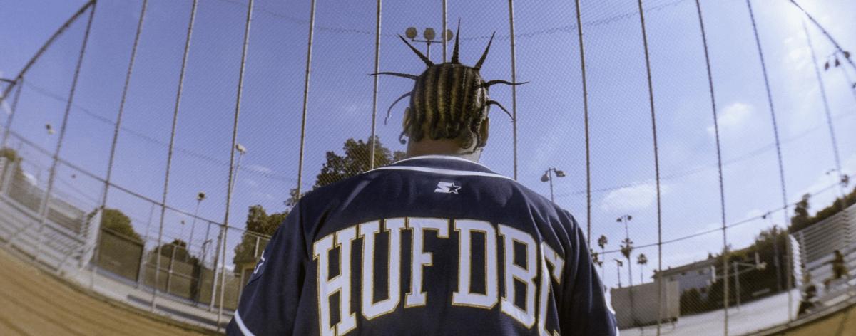 HUF y Starter lanzan colaboración