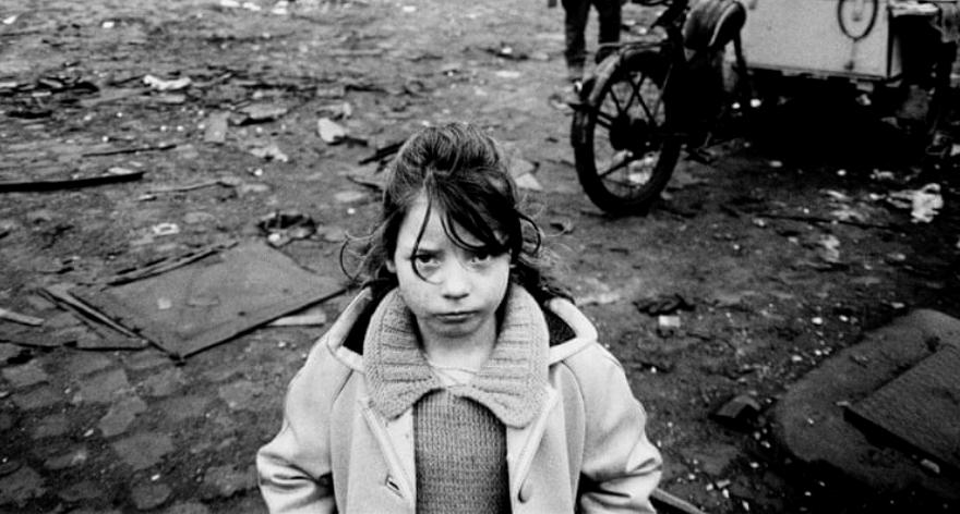 Koen Wessing y sus fotos de la postguerra en Francia