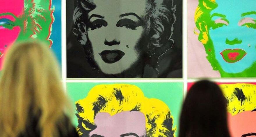 La exposición de Andy Warhol con todas sus Polaroid