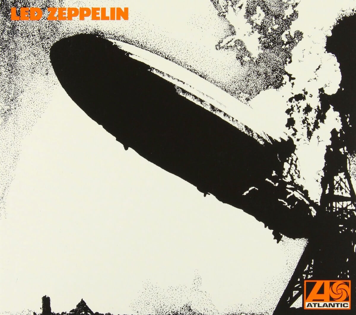 Portada del disco Led Zeppelin I