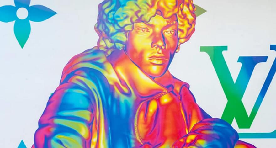 Louis Vuitton abre tienda psicodélica en Miami