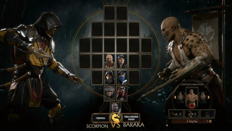 Mortal Kombat 11 tiene nuevo trailer