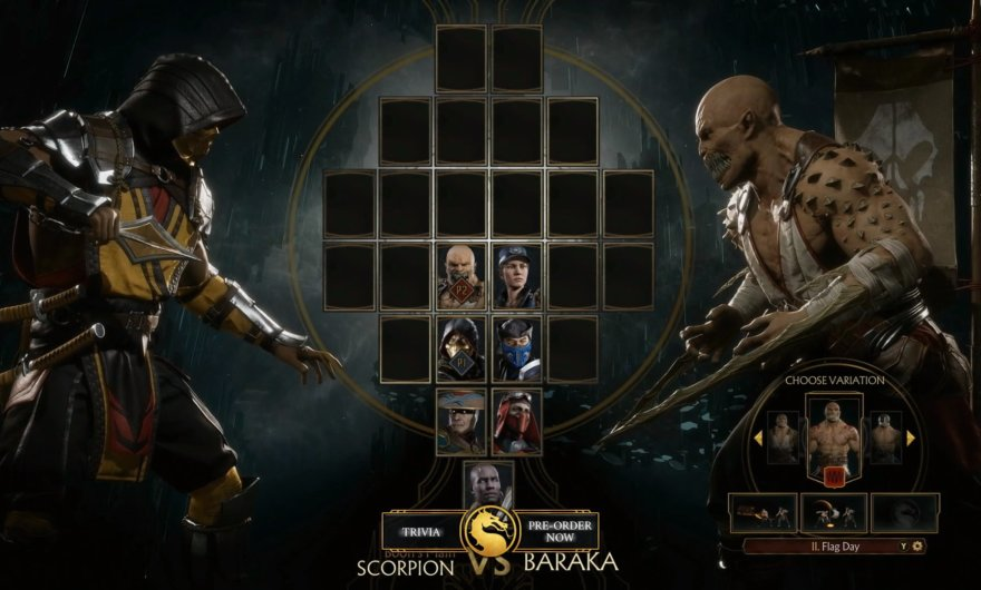Resultado de imagen para Mortal Kombat 11 cdmx