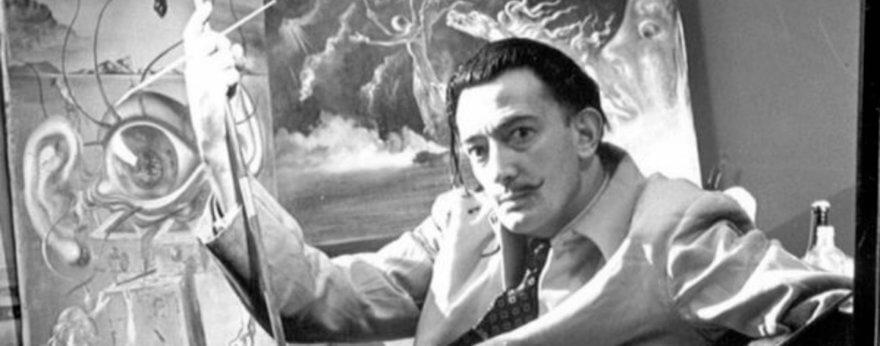 Morton Subastas presenta obra de Dalí