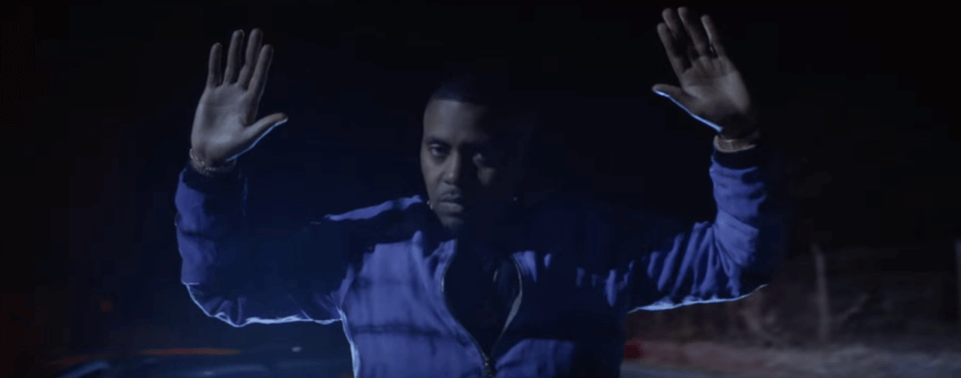Nas lanza video del tema «Cops shot the kid»