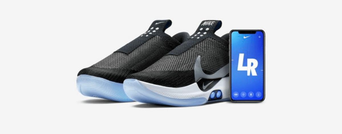 Nike Adapt BB, el futuro del calzado deportivo