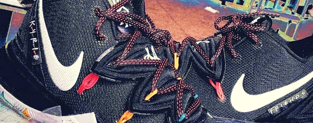 Nike Kyrie 5 «Friends» son una realidad
