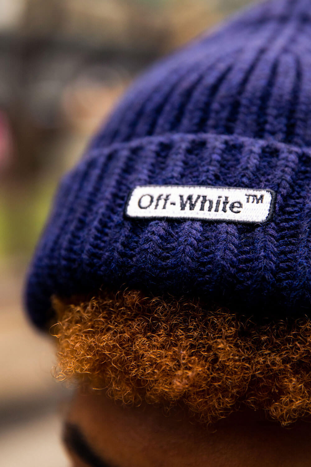 "Parte de la colección ""Modern Office"" de Cortesía: Off white y Mr Porter"