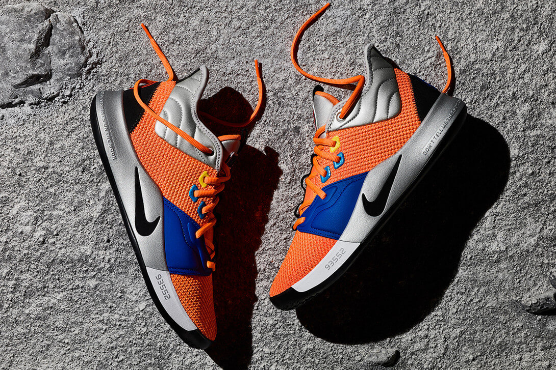Nike PG3 Nasa de Paul George