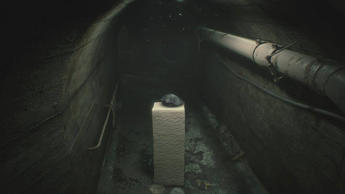 Escena del videojuego Resident Evil 2