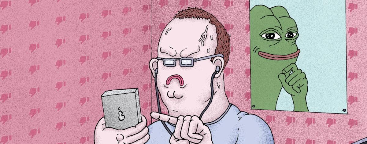 Reveladoras y satíricas ilustraciones de Alex Gamsu