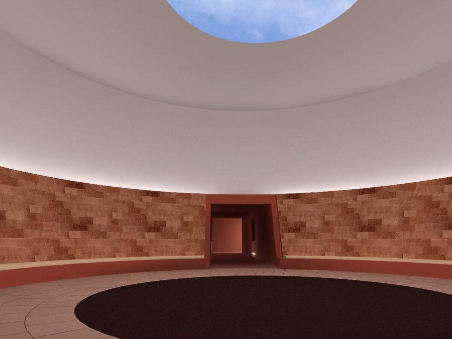 Roden Crater, obra maestra de Jaes Turrell 6
