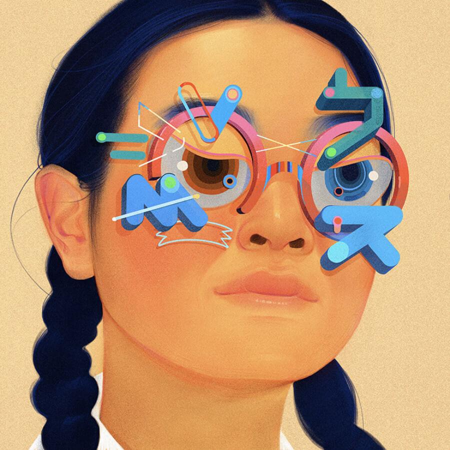 Samuel Rodríguez reinterpreta la cultura en su pintura
