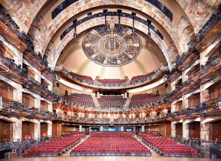 palacio de bellas artes ciudad de méxico III, 2015