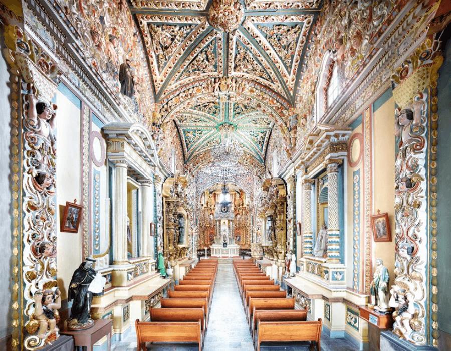 iglesia de santa maria tonantzintla i, 2015