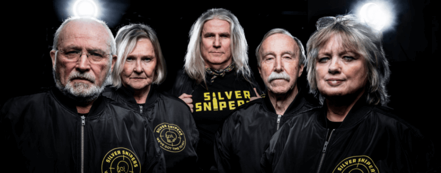 Silver Snipers, la tercera edad invade los Esports
