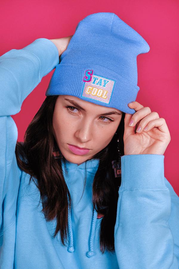 Parte de la colección invierno 2018 - 2019 de StaycoolNYC