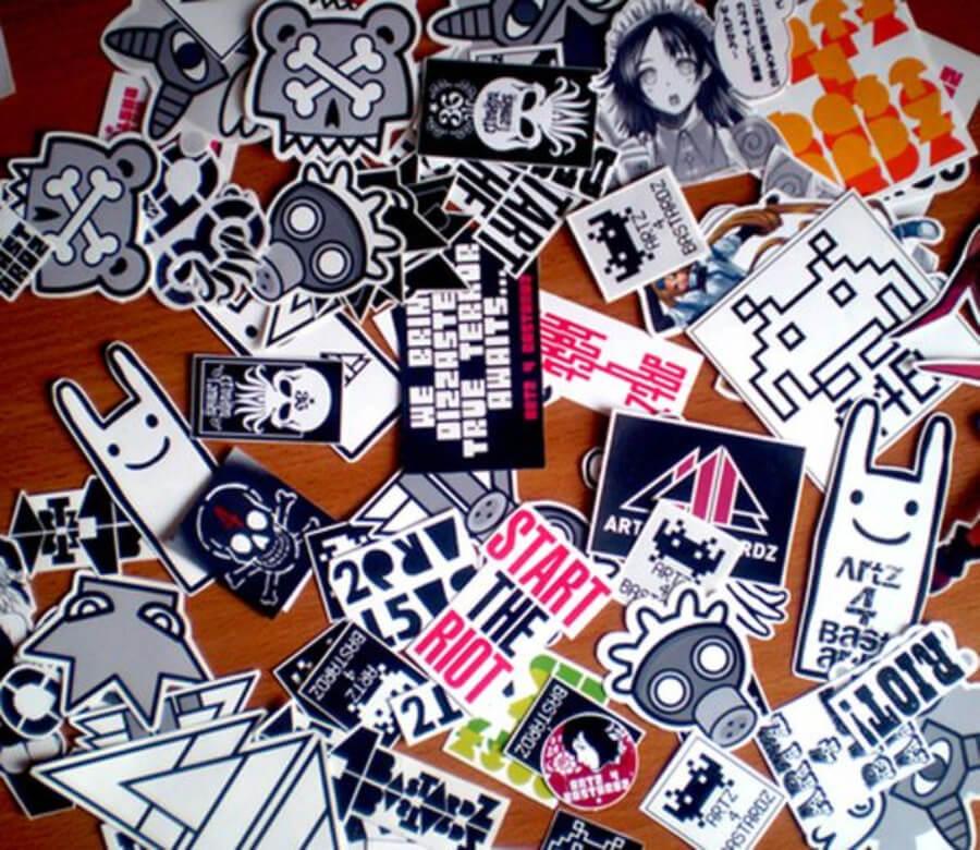 Stickers Vol. 2 es el nuevo libro que la casa editorial Rizzoli