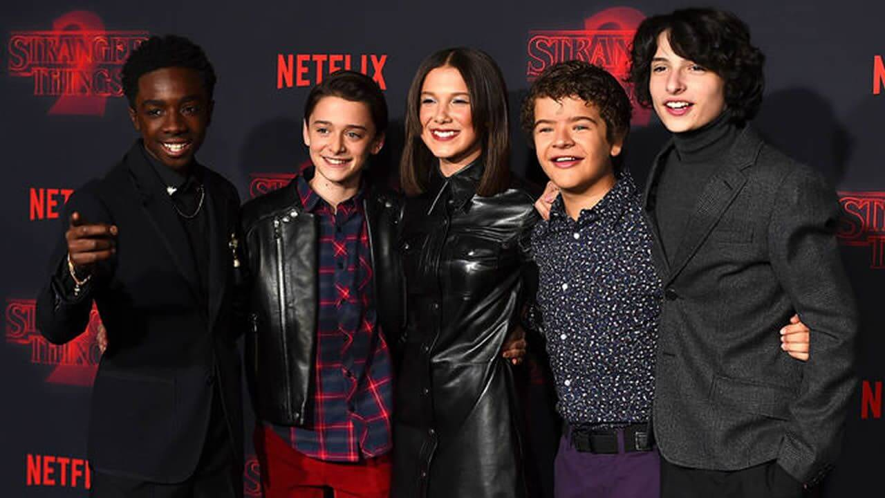 Temporada 3 Stranger Things
