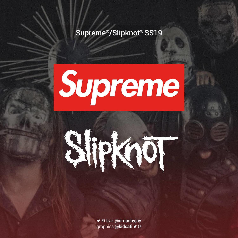 supreme x slipknor