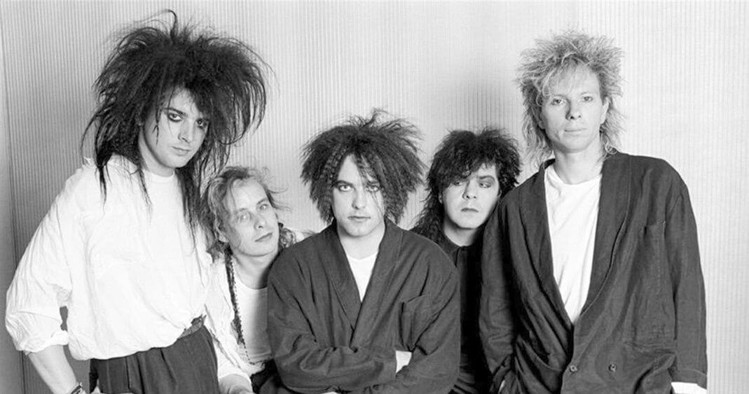Retrato de The cure