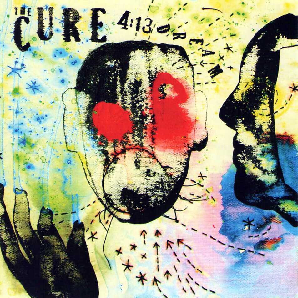 Portada 4:13 Dreams de The Cure