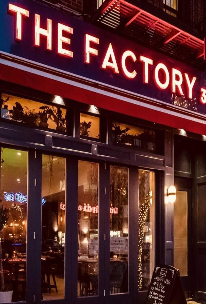 The Factory 380 el restaurante inspirado en Andy Warhol