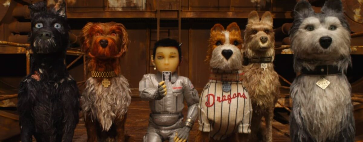Un Time Lapse revela secreto de Isle of Dogs