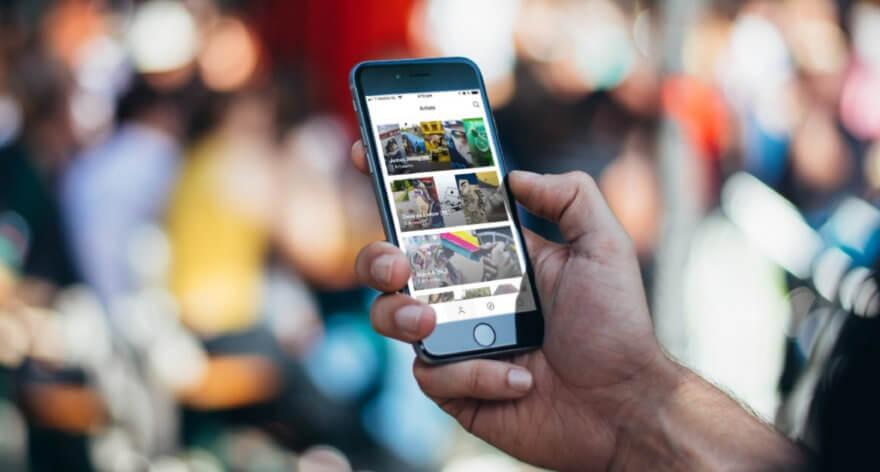 Una app con la ubicación de lo mejor del street art
