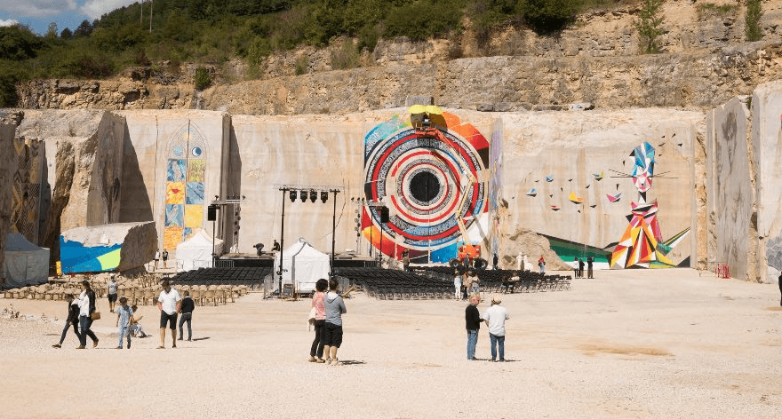 Villars Fontaine recibe la visita de Said Dokins