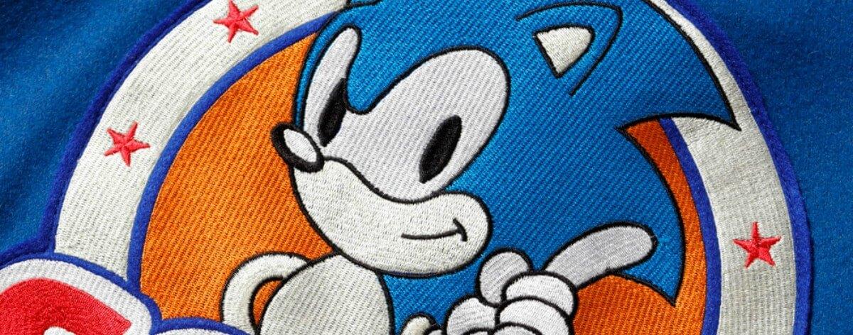 XLARGE presenta cápsula con Sonic The Hedgehog