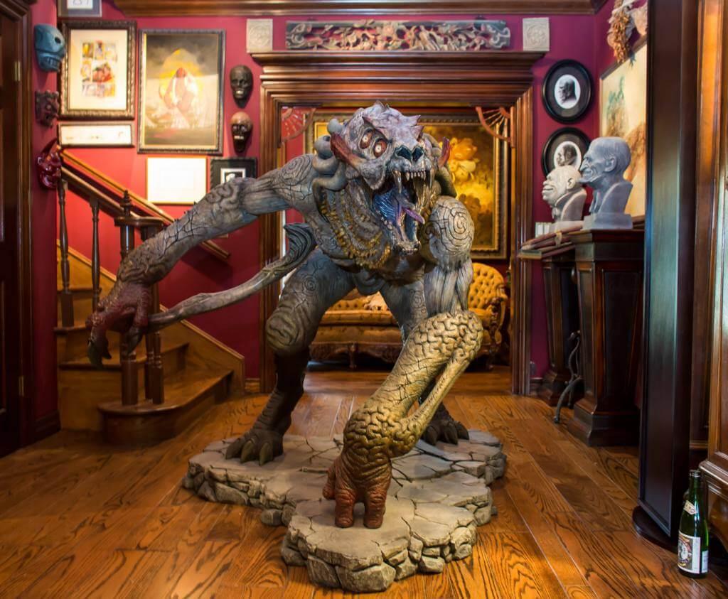Colección de la Casa de los monstruos de Guillermo del Toro