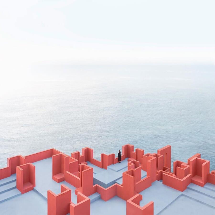 La geometría visual de los valencianos está dando la vuelta al mundo